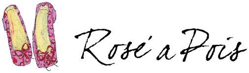 Logo Rose a Pois